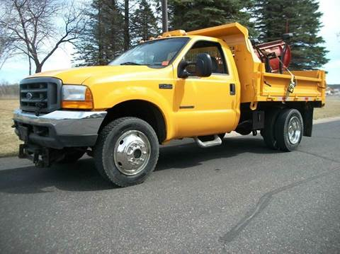 2000 Ford F-450 Super Duty for sale in Zimmerman, MN
