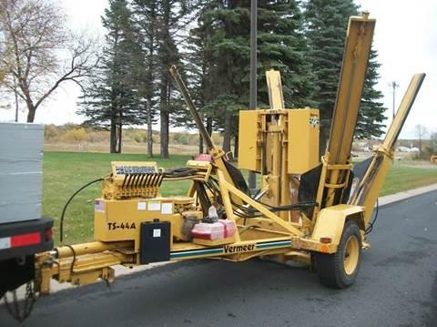 Vermeer Tree spade manual