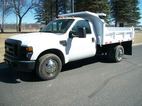 2008 Ford F-350 Super Duty for sale in Zimmerman, MN