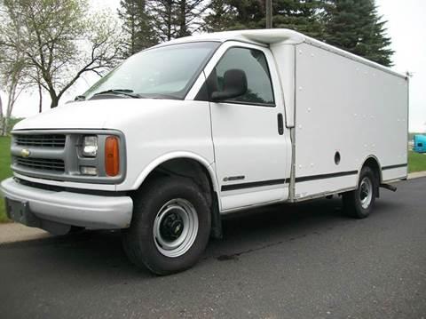 2000 Chevrolet Express Cutaway