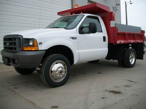 1999 Ford F-450 Super Duty for sale in Zimmerman, MN
