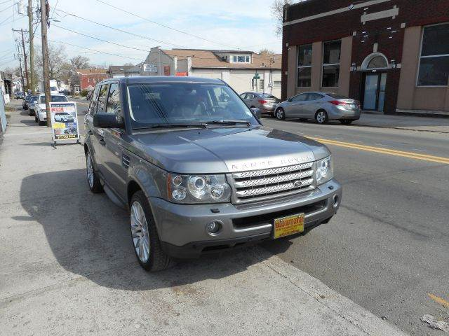2009 land rover range rover sport 4x4 supercharged 4dr suv in garfield nj baladi auto ctr. Black Bedroom Furniture Sets. Home Design Ideas
