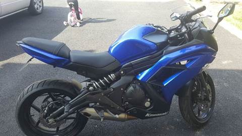 2013 Kawasaki Ninja 650R for sale in Garfield, NJ