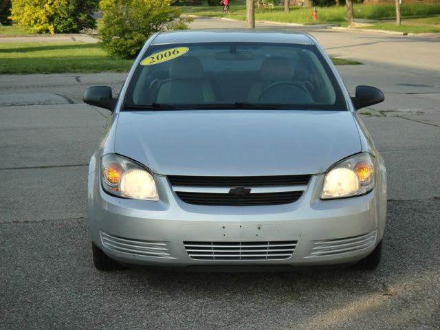 2006 Chevrolet Cobalt LS 2dr Coupe In EUCLID OH  ELITE AUTOMOTIVE