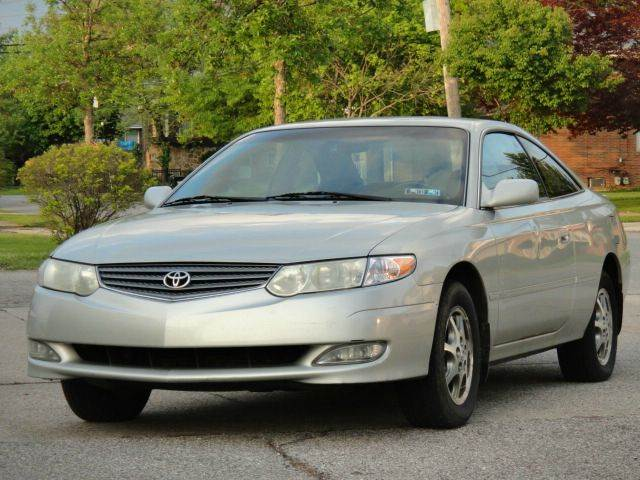 2003 toyota camry solara for sale in euclid oh. Black Bedroom Furniture Sets. Home Design Ideas