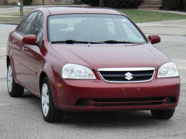 Suzuki forenza for sale in ohio for Platinum motors heath ohio