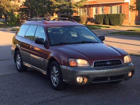 2004 Subaru Outback for sale in Euclid, OH