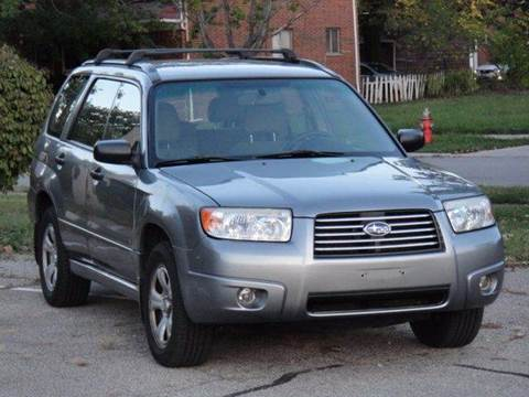 2007 Subaru Forester for sale in Euclid, OH