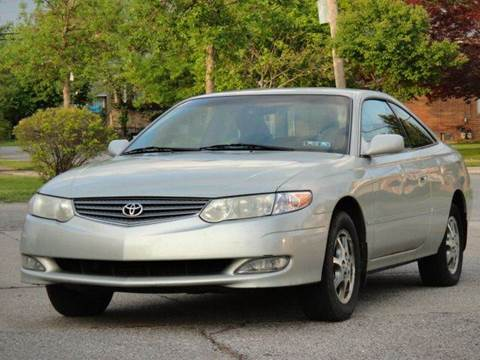 Used 2003 Toyota Camry Solara For Sale In Homer La Carsforsale Com