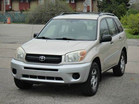2004 Toyota RAV4 for sale in Euclid, OH