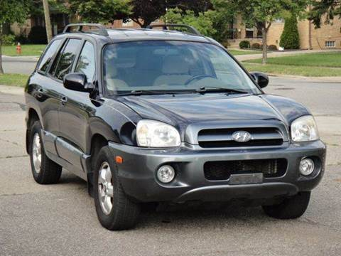 2005 Hyundai Santa Fe for sale in Euclid, OH