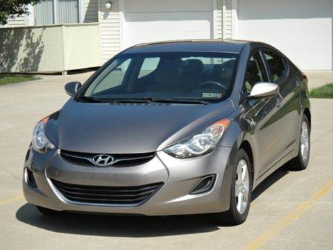 2011 Hyundai Elantra for sale in Euclid, OH