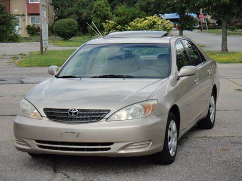 2002 Toyota Camry for sale in Euclid, OH