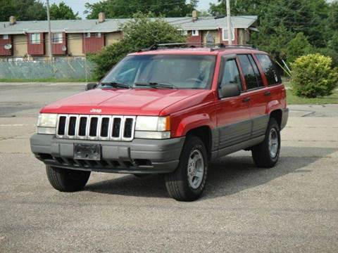 jeep grand cherokee for sale in euclid oh. Black Bedroom Furniture Sets. Home Design Ideas