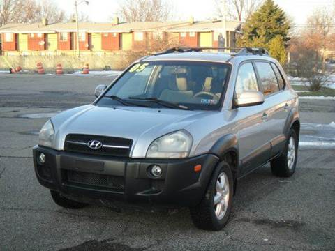 2005 Hyundai Tucson for sale in Euclid, OH