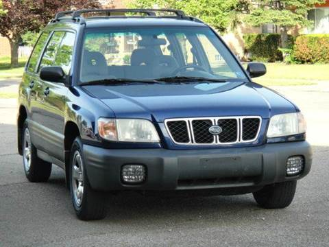 2001 Subaru Forester for sale in Euclid, OH