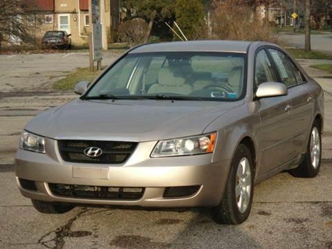 2007 Hyundai Sonata for sale in Euclid, OH