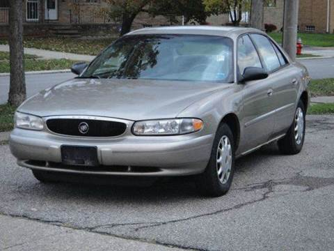 2003 Buick Century for sale in Euclid, OH