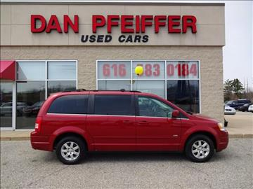 2008 Chrysler Town and Country for sale in Byron Center, MI
