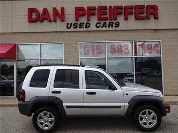 2007 Jeep Liberty for sale in Byron Center, MI