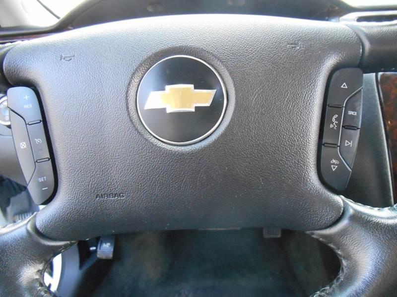 2012 Chevrolet Impala LT Fleet 4dr Sedan - Jenison MI
