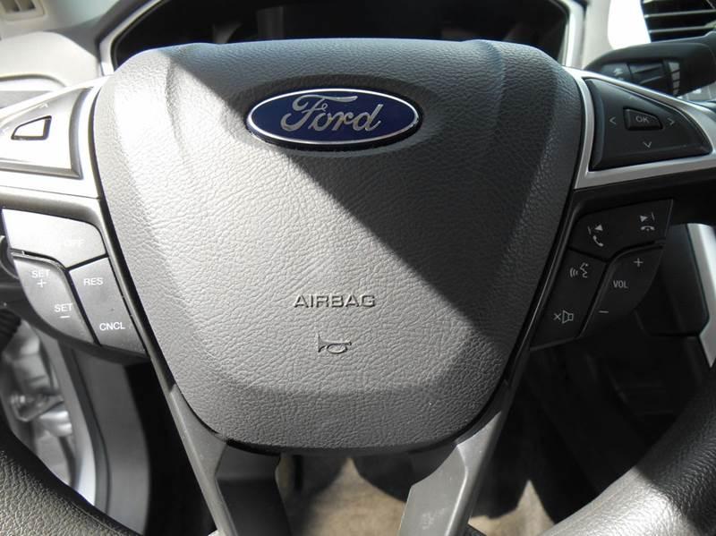 2013 Ford Fusion SE 4dr Sedan - Jenison MI