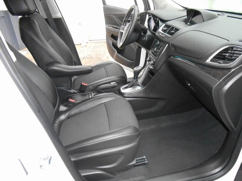 2015 Buick Encore AWD 4dr Crossover - Jenison MI