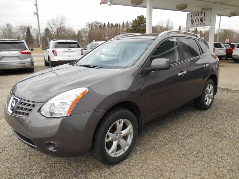 2010 Nissan Rogue SL AWD 4dr Crossover - Jenison MI