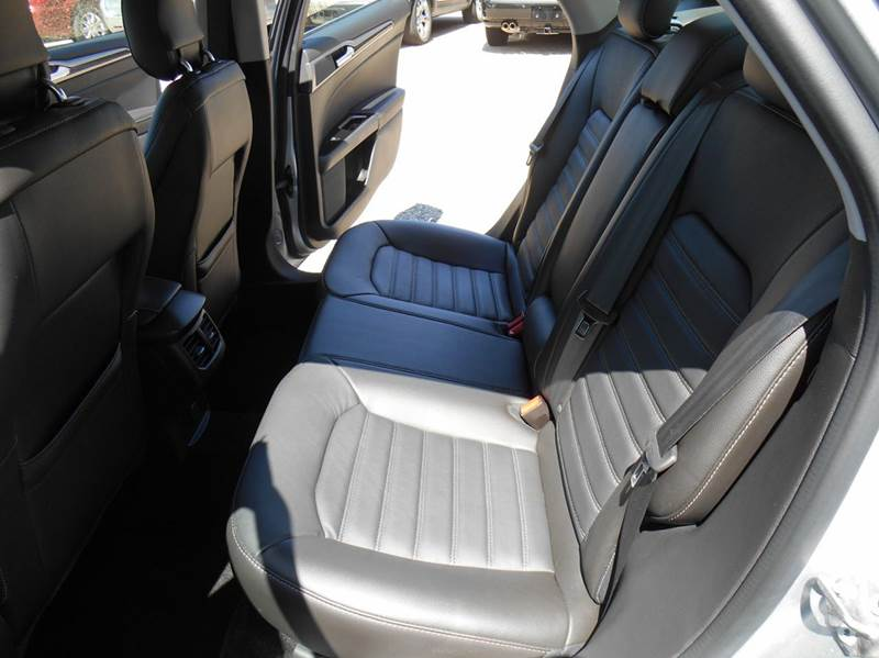 2014 Ford Fusion SE 4dr Sedan - Jenison MI