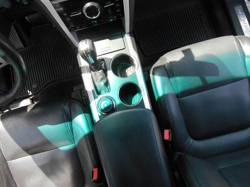 2012 Ford Explorer AWD Limited 4dr SUV - Jenison MI