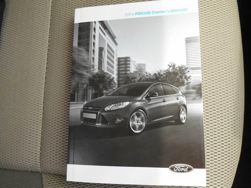 2014 Ford Focus SE 4dr Hatchback - Jenison MI