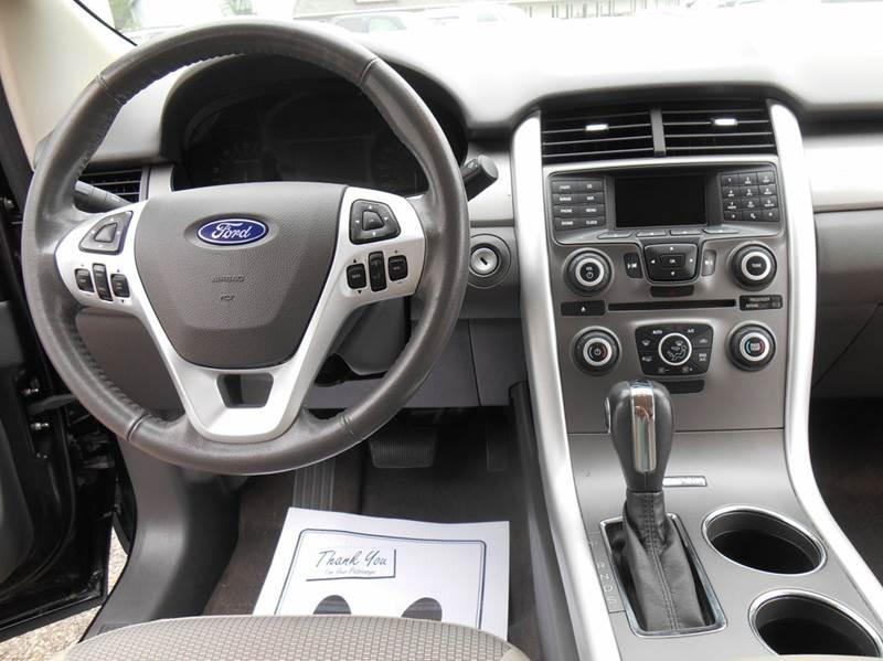 2013 Ford Edge AWD SEL 4dr SUV - Jenison MI