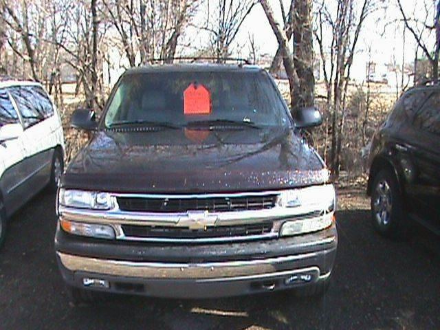 2003 Chevrolet Suburban