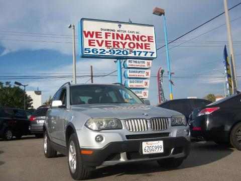 2008 BMW X3 for sale in Long Beach, CA