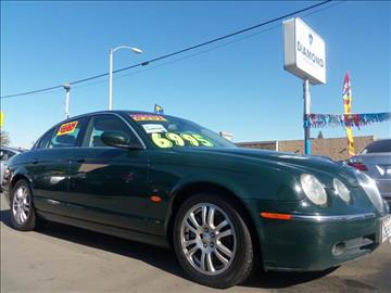 2005 jaguar s type for sale california. Black Bedroom Furniture Sets. Home Design Ideas