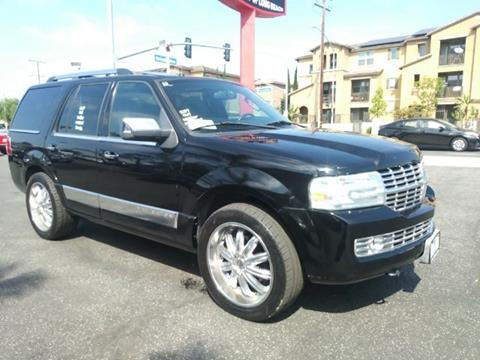 2007 Lincoln Navigator for sale in Long Beach, CA
