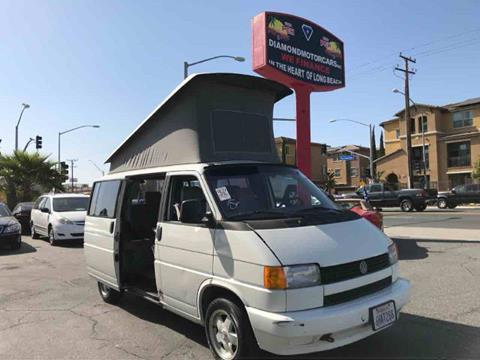 winnebago for sports car shop sale eurovan camper volkswagen