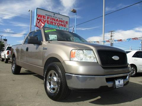 2006 Ford F-150 for sale in Long Beach, CA