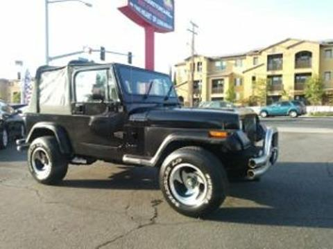 1995 Jeep Wrangler for sale in Long Beach, CA