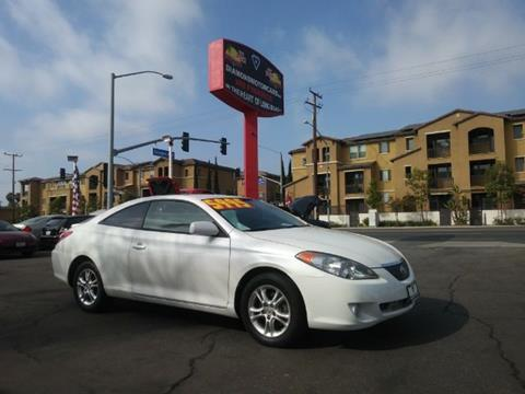 2005 Toyota Camry Solara for sale in Long Beach, CA