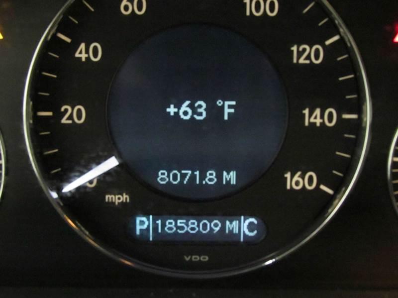 2006 Mercedes-Benz E-Class E350 4dr Sedan - San Antonio TX