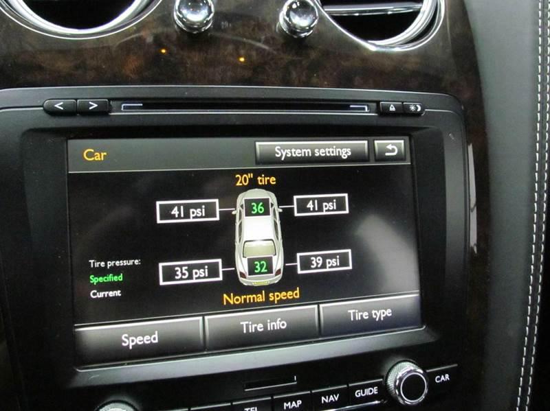 2012 Bentley Continental Flying Spur AWD 4dr Sedan - San Antonio TX
