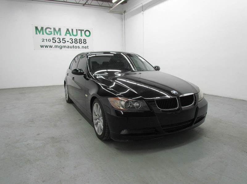2006 BMW 3 Series 325i 4dr Sedan - San Antonio TX