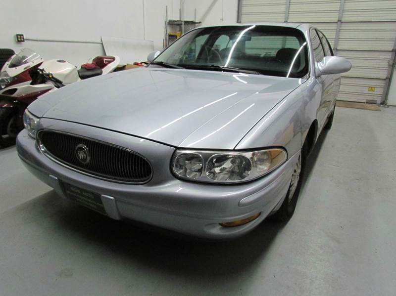 2004 buick lesabre limited 4dr sedan in san antonio tx. Black Bedroom Furniture Sets. Home Design Ideas