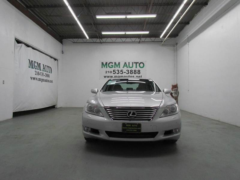 2012 Lexus LS 460 4dr Sedan - San Antonio TX