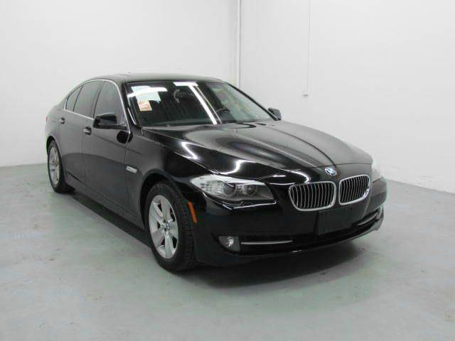 2012 BMW 5 Series 528i 4dr Sedan