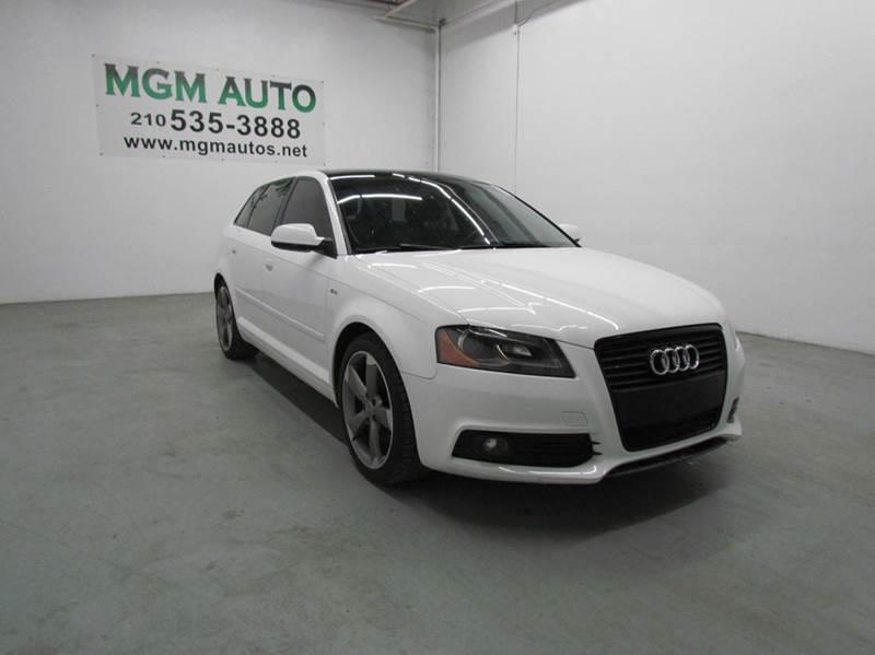 Audi A T Premium Plus Dr Wagon A In San Antonio TX MGM Auto - Audi a3 wagon