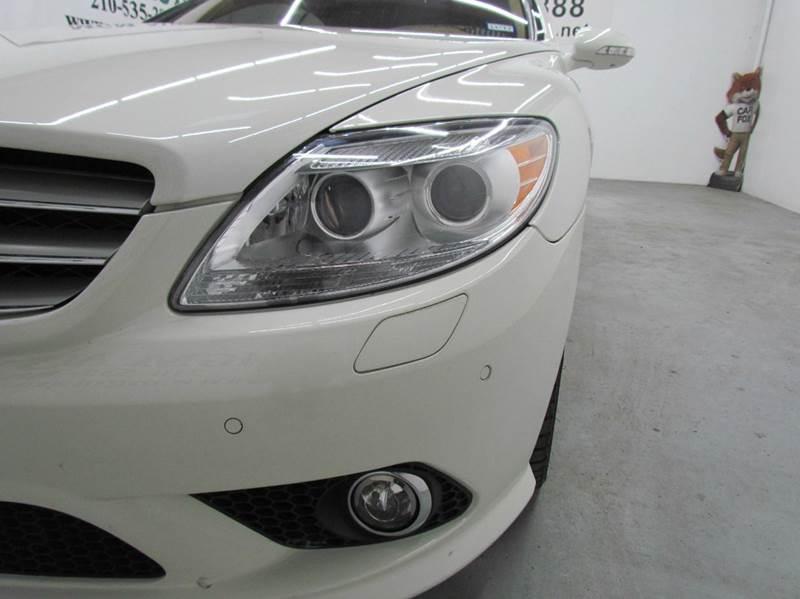 2008 Mercedes-Benz CL-Class CL 550 2dr Coupe - San Antonio TX