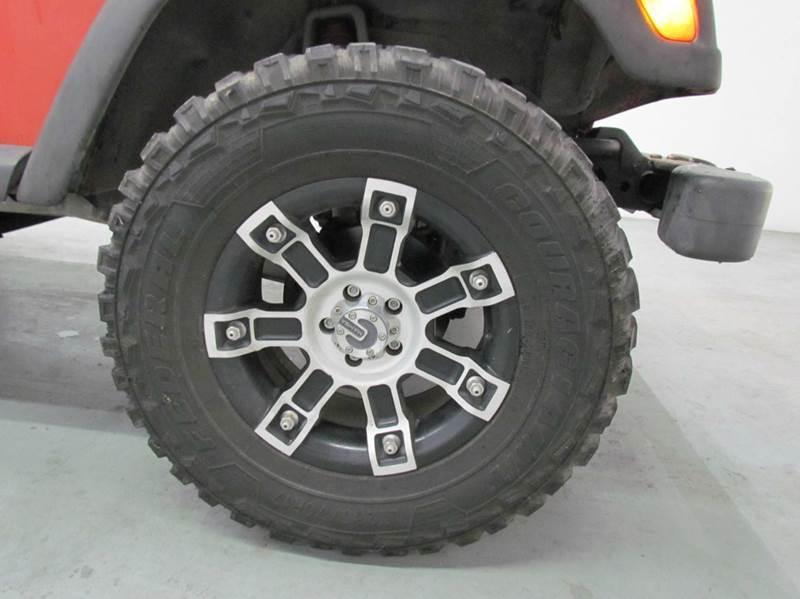 2005 Jeep Wrangler SE 4WD 2dr SUV - San Antonio TX