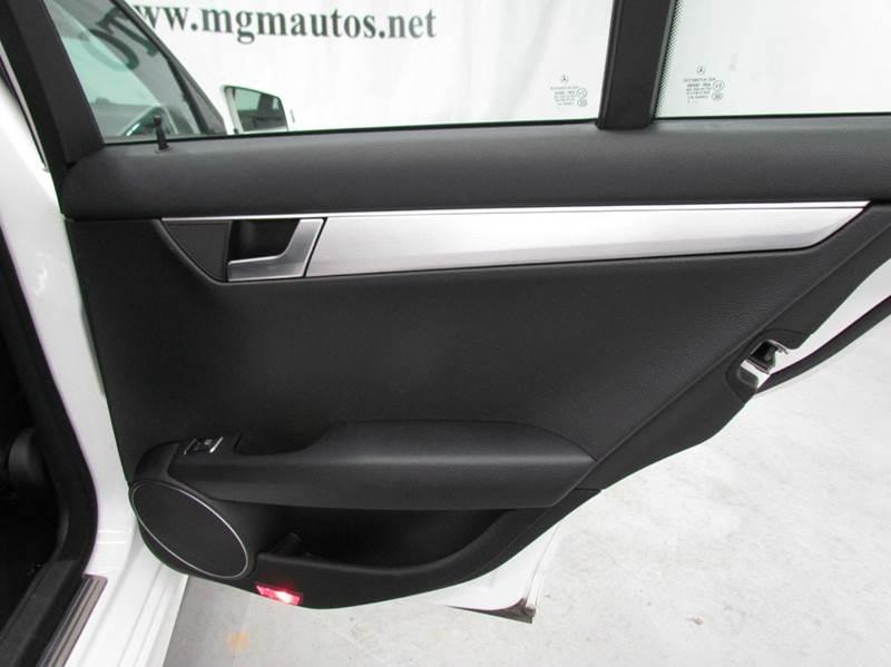 2013 Mercedes-Benz C-Class C 250 Luxury 4dr Sedan - San Antonio TX